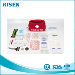 Manufacture Private Logo Emergency Medical Pouch First Aid Kit pictures & photos