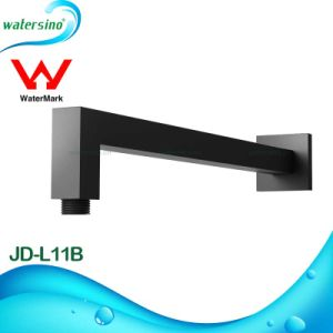 Wall Mounted Black Shower Arm for Shower Set pictures & photos