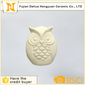 Paintabe Owl Piggy Bank for Desktop Gift pictures & photos