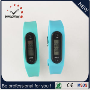 Promotion Watches Clock Wristwatch Running Pedometer Watch (DC-002) pictures & photos