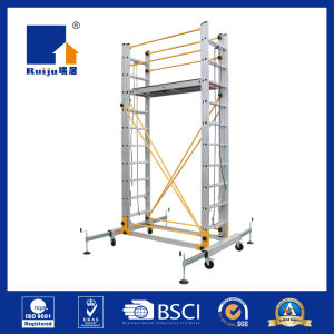Aluminium Ladder Scaffolding Tower Multi Use pictures & photos