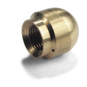 CNC Machining Professionally OEM Stainless Steel Spiral Cone Spray Nozzle pictures & photos