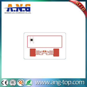Pet Dual Combo Chip Card Inlay for Smart Card pictures & photos
