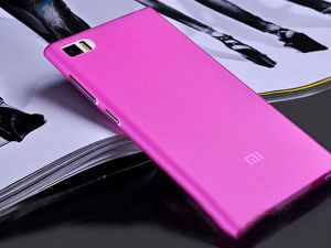 Clear Ultra Slim 0.3 mm Phone Case for Xiaomi M3