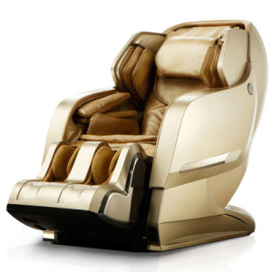 Champagne Color Luxury Massage Chair (RT8600) pictures & photos