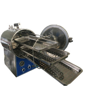 24 Liters Table Top Autoclave with Low Price pictures & photos