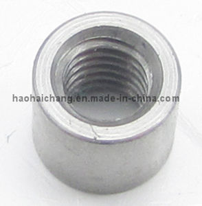Nonstandard Most Precision OEM Knurling Round Nut pictures & photos