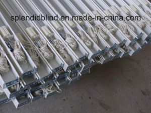 50mm High Profile Ladder Tape Wooden Blinds (SGD-W-514) pictures & photos