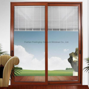 Feelingtop Aluminium Sliding Interior or Exterior Door/ Doors (FT-D80) pictures & photos