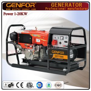 Good Price New Type Low-Energy Hot Sale Diesel Generators 8kw pictures & photos