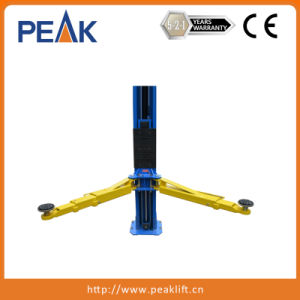 Clean Floor Type 2 Post Hydraulic Garage Equipment for Car Lifting (210C) pictures & photos