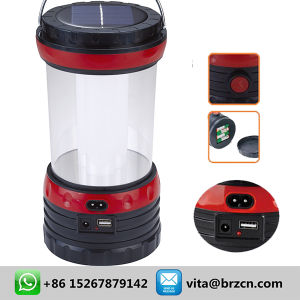 30LED Rechargeable Solar Lantern pictures & photos