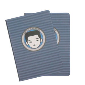 Custom Paper Cover Printing Paper Notebooks with Blank Inner Pages pictures & photos