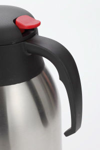Double Wall Stainless Steel Coffee Pot /Water Jug for Drinkware (JSUA) pictures & photos