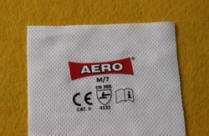 Custom Eco, Washable Heat Transfer Labels for Washing Labels pictures & photos