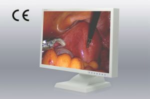 22inch 1680X1050 High Resolution Display System for Endoscope Machine, CE pictures & photos