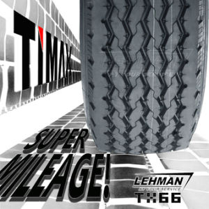 Super Single Wide TBR All Steel Radial Truck Tyre 425/65r22.5 385/55r19.5 385/55r22.5 pictures & photos