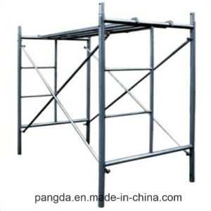 Mason Frame Scaffolding System Made in China pictures & photos