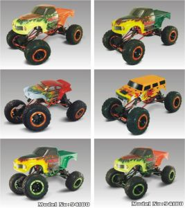 Battery RC Rock Climbing Car for 12 Years Kid pictures & photos