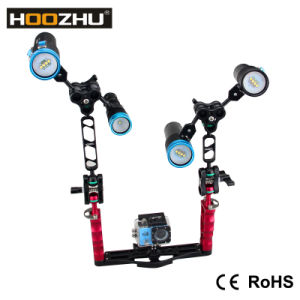 Hoozhu Sc01 Camera Adjustable Support for Camera and Diving Light pictures & photos