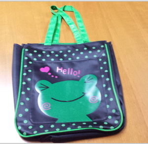 Lovely Cartoon Printing Tote Bag Lunch Bag for Kids pictures & photos