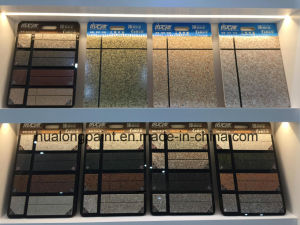 Hualong Emulsion Vivid Decorative Nature Stone Coating pictures & photos