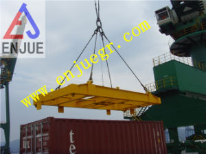 20FT and 40FT Semi-Automatic Lifting Container Spreader pictures & photos