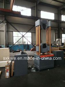 0.5 Class Computerized Servo Strand Wire Material Testing Machine (CXGWE-1000B) pictures & photos
