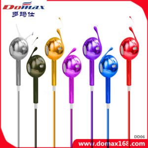 Mobile Phone Earphone with Line Control Mix Colors pictures & photos
