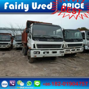 Wholesale LHD/Rhd Used Isuzu Dump Truck of Isuzu Truck pictures & photos