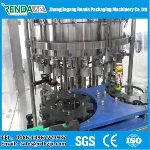 Rotary Automatic Beer Filling Machine, Multi-Head Volumetric Filling Machine pictures & photos