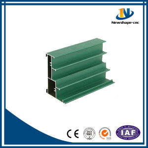 6000 Series Sandblasting Aluminium Profile pictures & photos