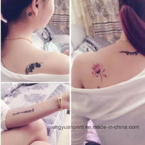 Fashion Temporary Customized Tattoo pictures & photos