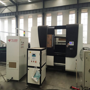 CNC Fabric Metal Carbon Fiber Laser Cutting Engraving Machine pictures & photos