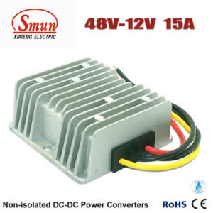 8VDC to 12VDC 15A 180W DC-DC Converter with Waterproof IP68 pictures & photos