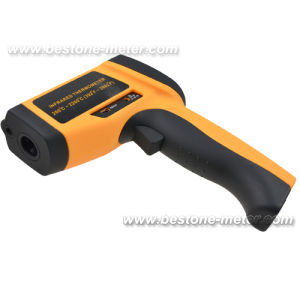 Digital Non- Contact High Temperature Infrared Thermometer Be2200 pictures & photos