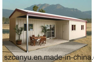 20FT Low Portable Container House Modern pictures & photos