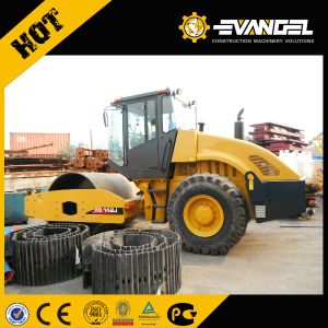 Xcm Single Drum Compactor Xs142j 14 Ton Vibratory Road Roller pictures & photos