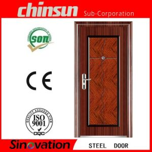 Steel Security Door with Low Price pictures & photos
