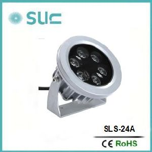 Portable 9W 24V LED Outdoor Flood Light Spot Outside and Garden Lamp (SLS-24A) pictures & photos