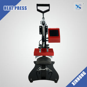 Baseball Cap Heat Press Transfer Printing Machine Cp815b pictures & photos
