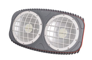 UL Dlc Ce RoHS Listed High Power Industrial 400W LED Flood Light Tennis Courts Lighting with Protection Net pictures & photos