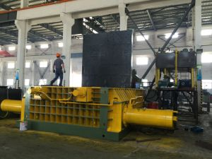 Y81k-600 Scrap Metal Baler Machine pictures & photos