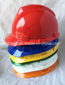 2017 New Style ABS Material Workshop Cheap Safety Helmet and Caps pictures & photos