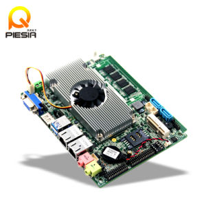 3.5 Inch Embedded Industrial I3 Processor Motherboard with 12V DC Power Supply pictures & photos