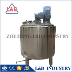 SUS Jacketed Vertical High Speed Lubricant Mixer/Making Machine pictures & photos