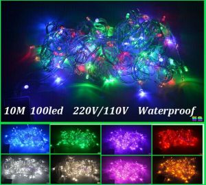 Warm White Christmas Decoration Light 10m100LEDs LED String Light pictures & photos
