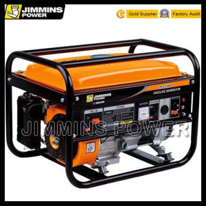 1kVA/1kw/1000va/1000W for Honda Type Single Phase Air Cooled Electric/Recoil Portable Gasoline Generator Price pictures & photos