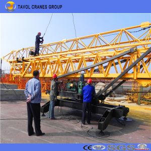 Qtg10 Inner Climbing Tower Crane, Mini Tower Crane pictures & photos