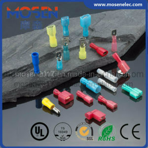 Cable Connector Frfbyd Nylon Double Crimp Fully Insulated Female Quick Disconnector Terminal pictures & photos